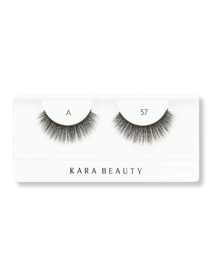 Kara Beauty 3D Faux Mink Eyelashes-A57