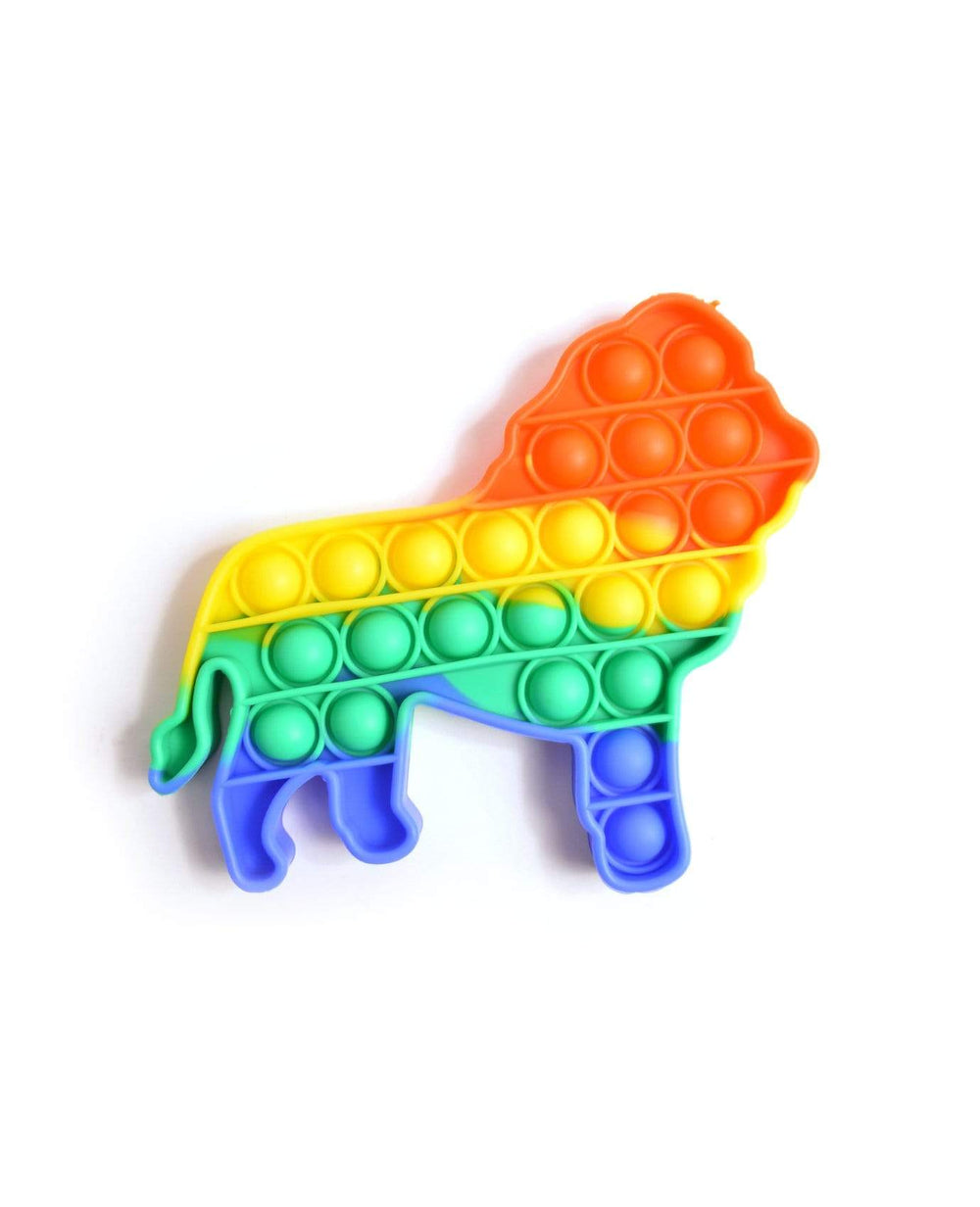 Lion Pop Sensory Fidget Toy