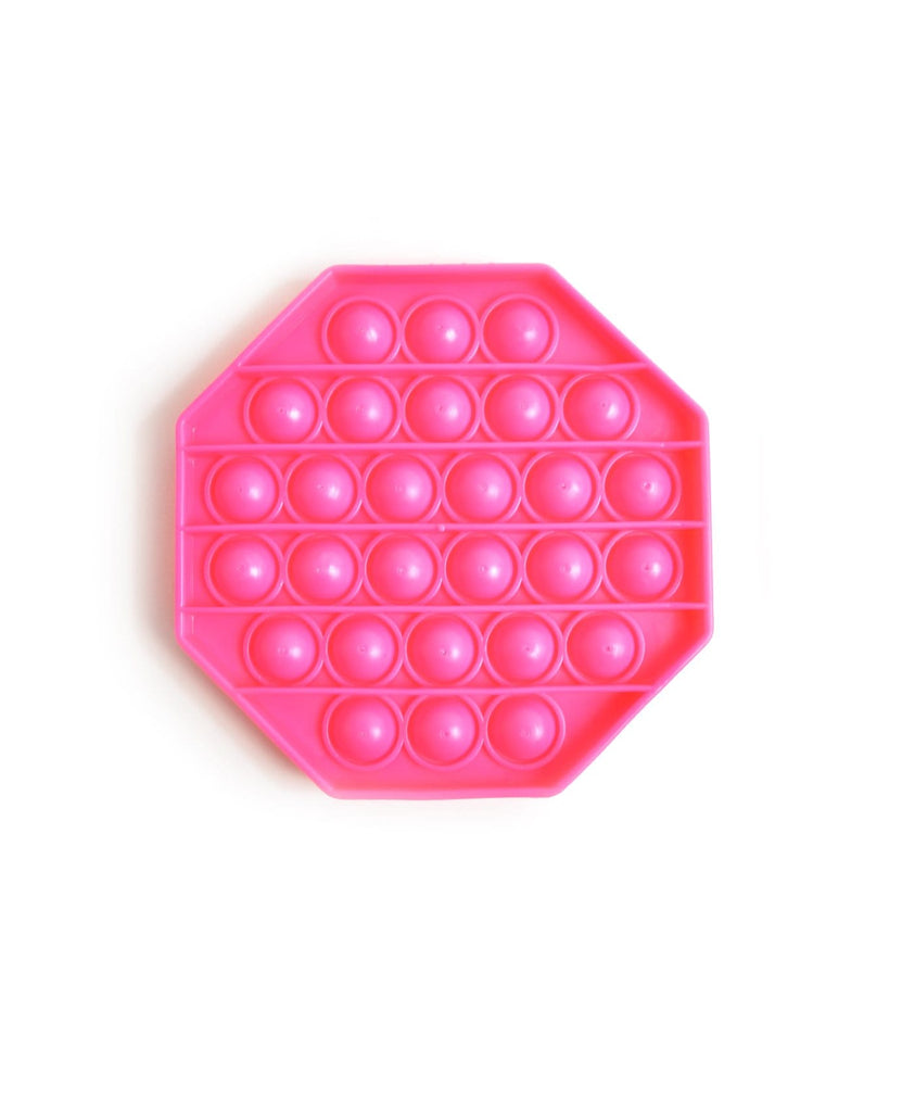 Octagon Pop Sensory Fidget Toy