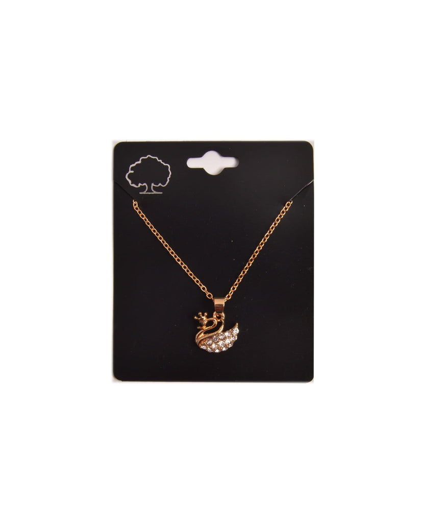 Swan Love Necklace