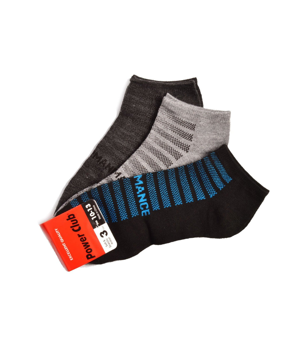 Power Cub Performance Men's Fashion Socks