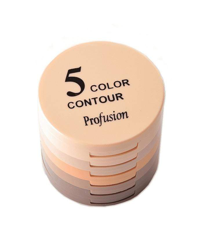 Profusion 5 Color Contour, COSMETIC