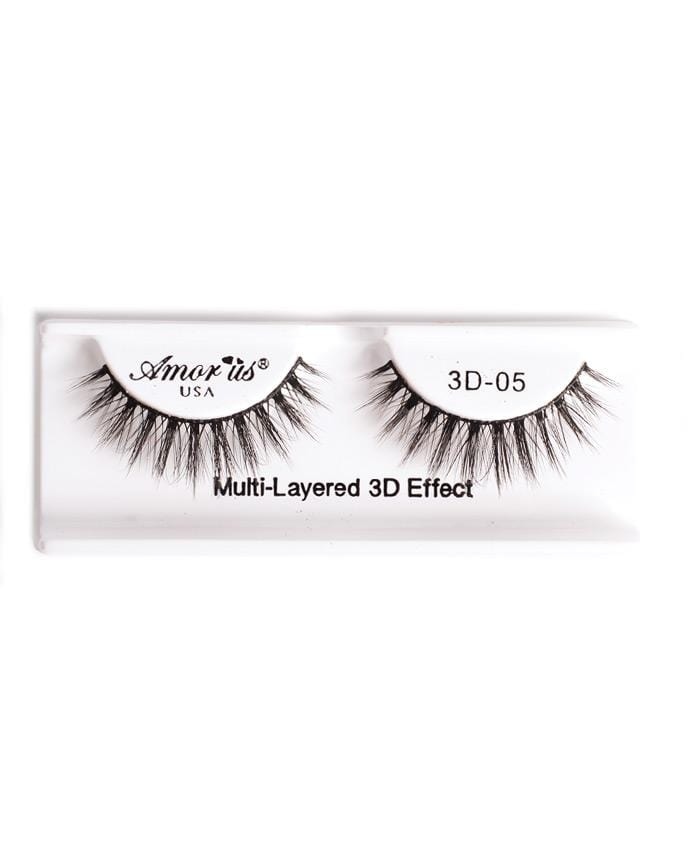 Amor Us 3D Faux Mink Eyelashes - 05, Eyelash