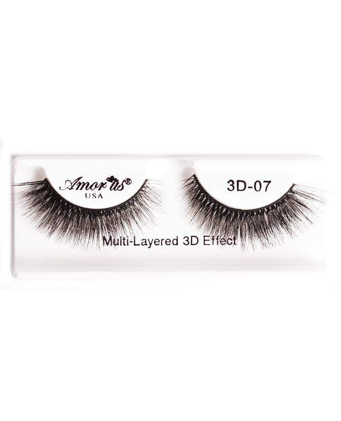 Amor Us 3D Faux Mink Eyelashes - 07, Eyelash
