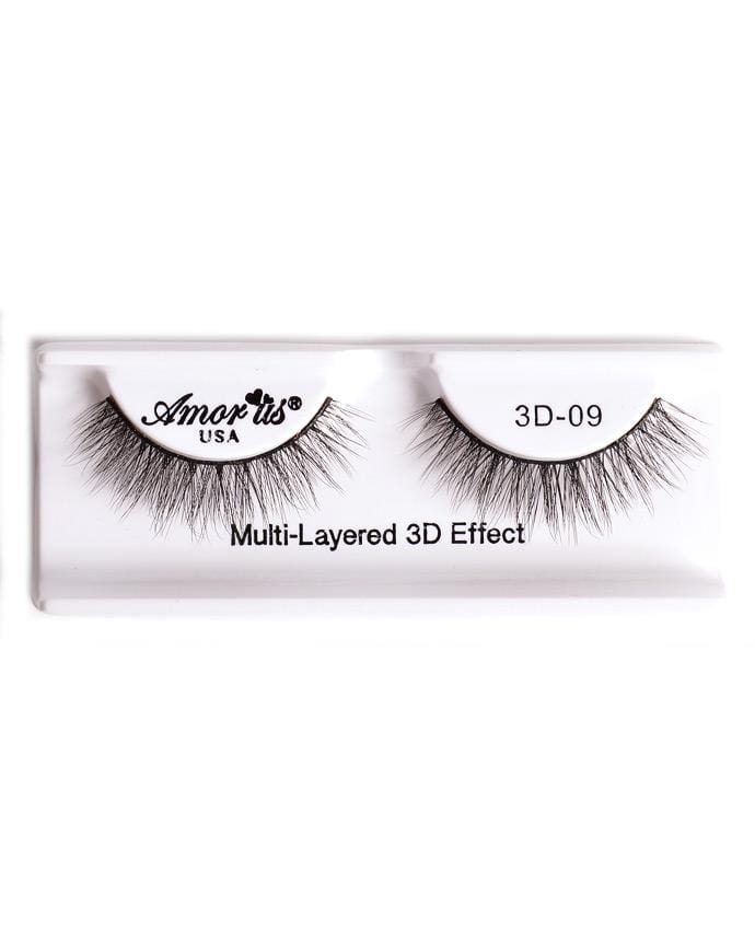 Amor Us 3D Faux Mink Eyelashes - 09, Eyelash