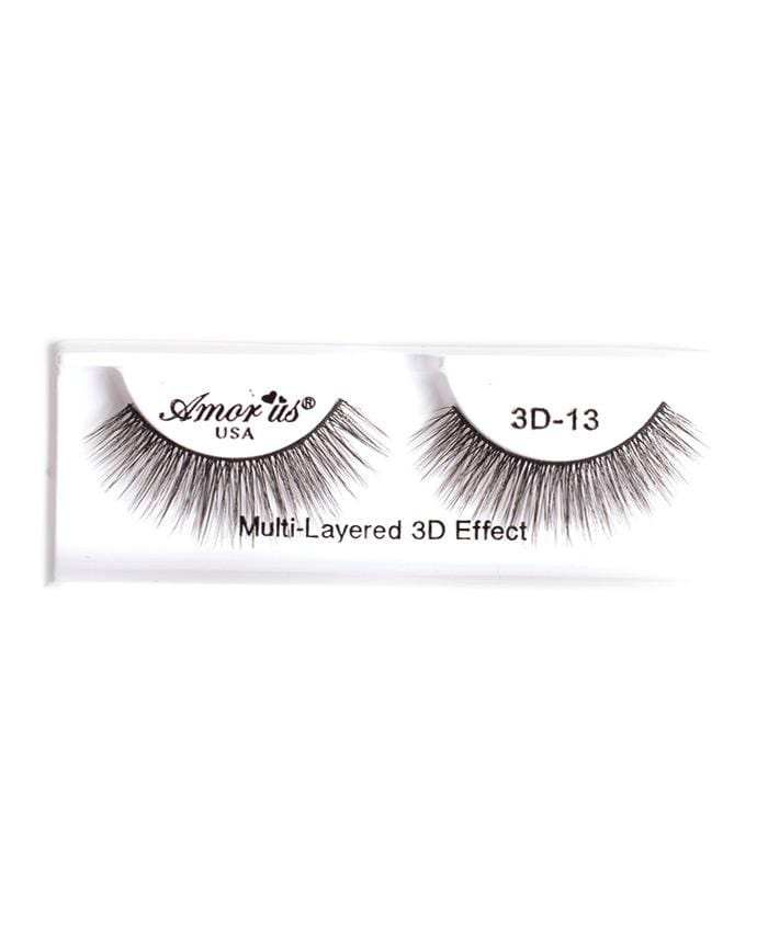 Amor Us 3D Faux Mink Eyelashes - 13, Eyelash