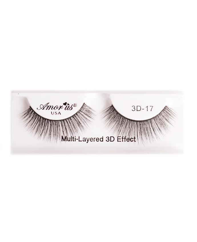 Amor Us 3D Faux Mink Eyelashes - 17, Eyelash