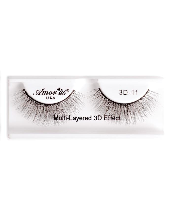 Amor Us 3D Faux Mink Eyelashes - 11, Eyelash
