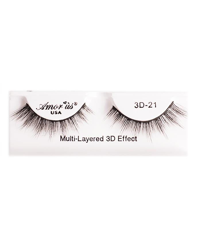 Amor Us 3D Faux Mink Eyelashes - 21, Eyelash