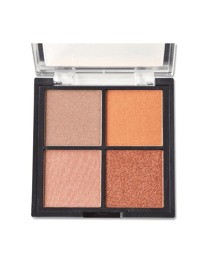 Santee Ultimate Glow Face 458 - 4 Shade Contour Palette