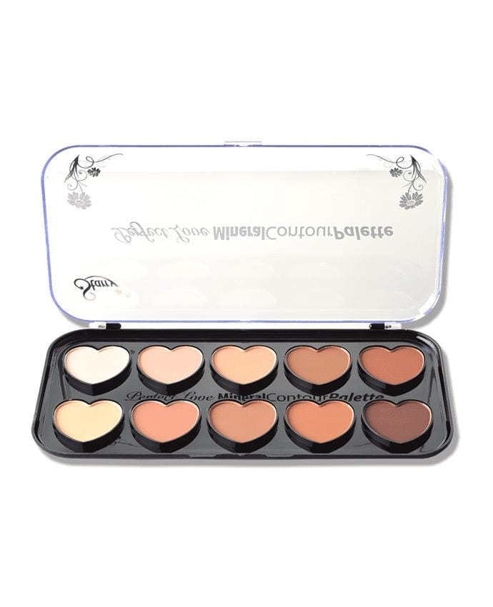 Starry Perfect Love Mineral Contour Palette, COSMETIC