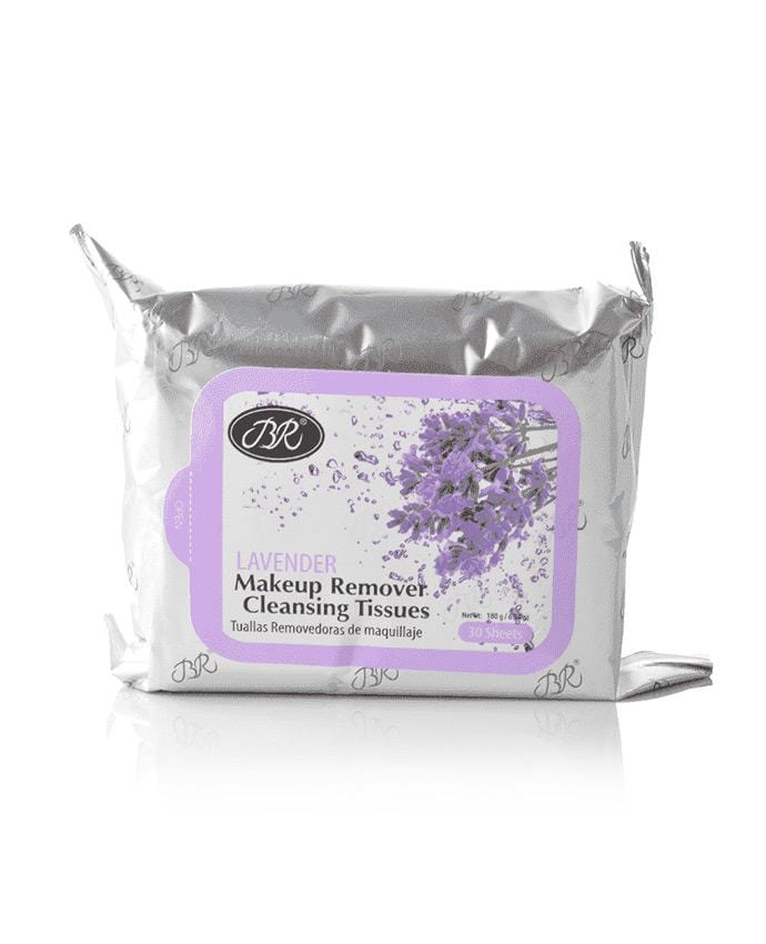 Br Makeup Remover Cleansing Towelettes - Lavender (30 Sheets),