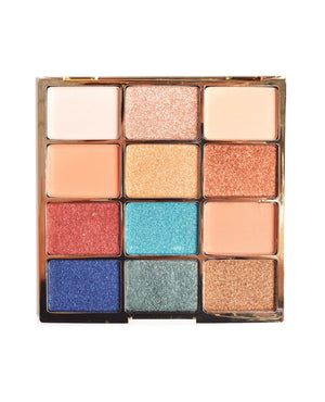 Bella Forever Shadow Palette Starlight Quicksand, COSMETIC