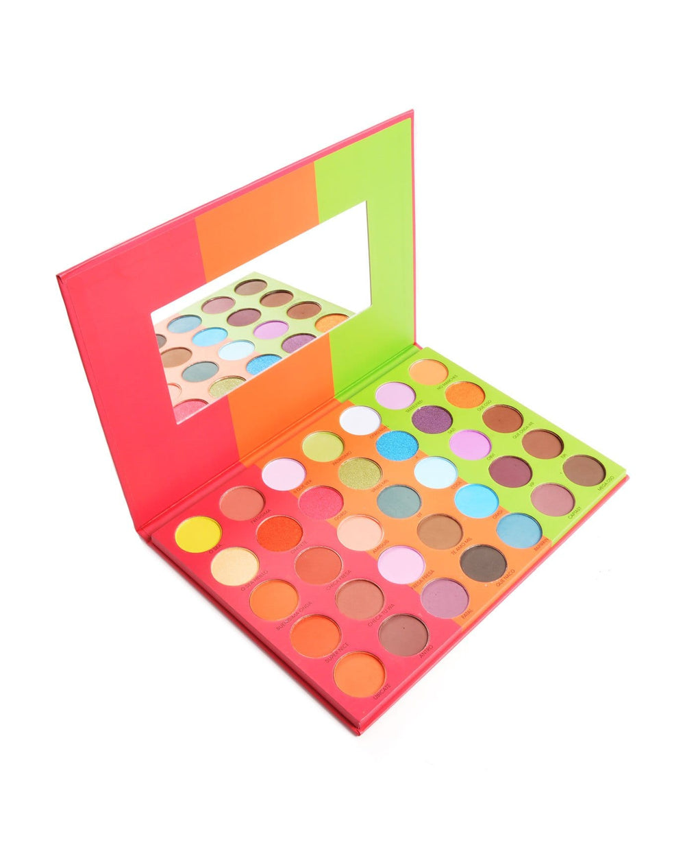 Prolux Que Fresa Eyeshadow Palette, COSMETIC
