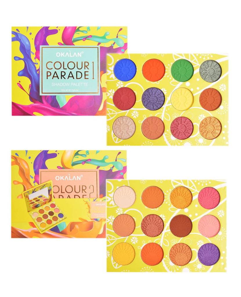 Okalan Colour Parade Gift Set