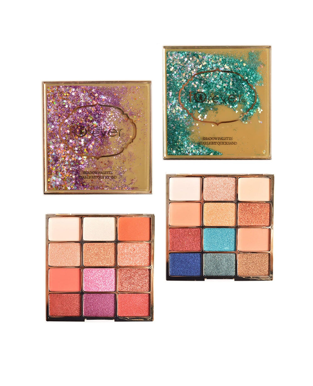 Bella Forever Shadow Palette Starlight Quicksand Gift Set