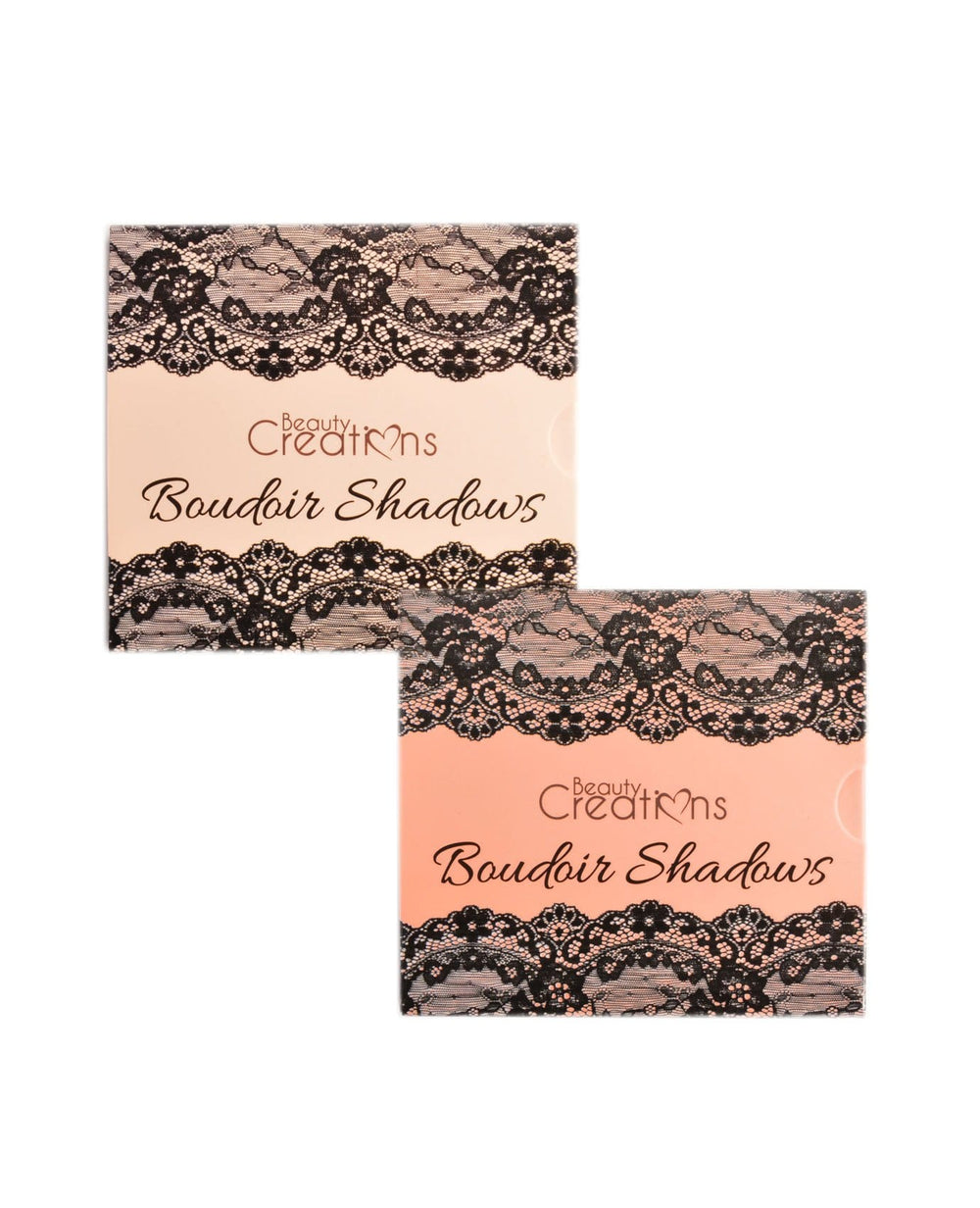 Beauty Creations Boudoir Shadows Gift Set