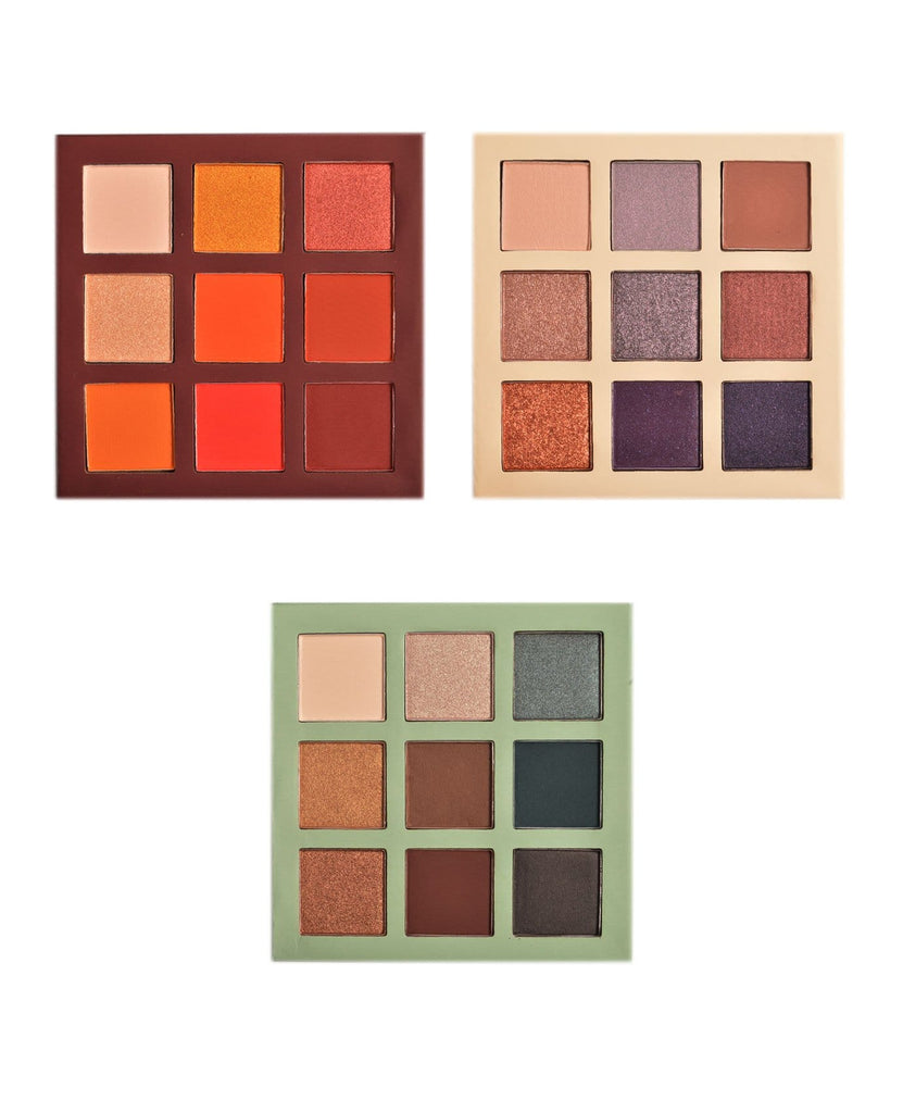 Kara Beauty The Nine Eyeshadow Palette Gift Set