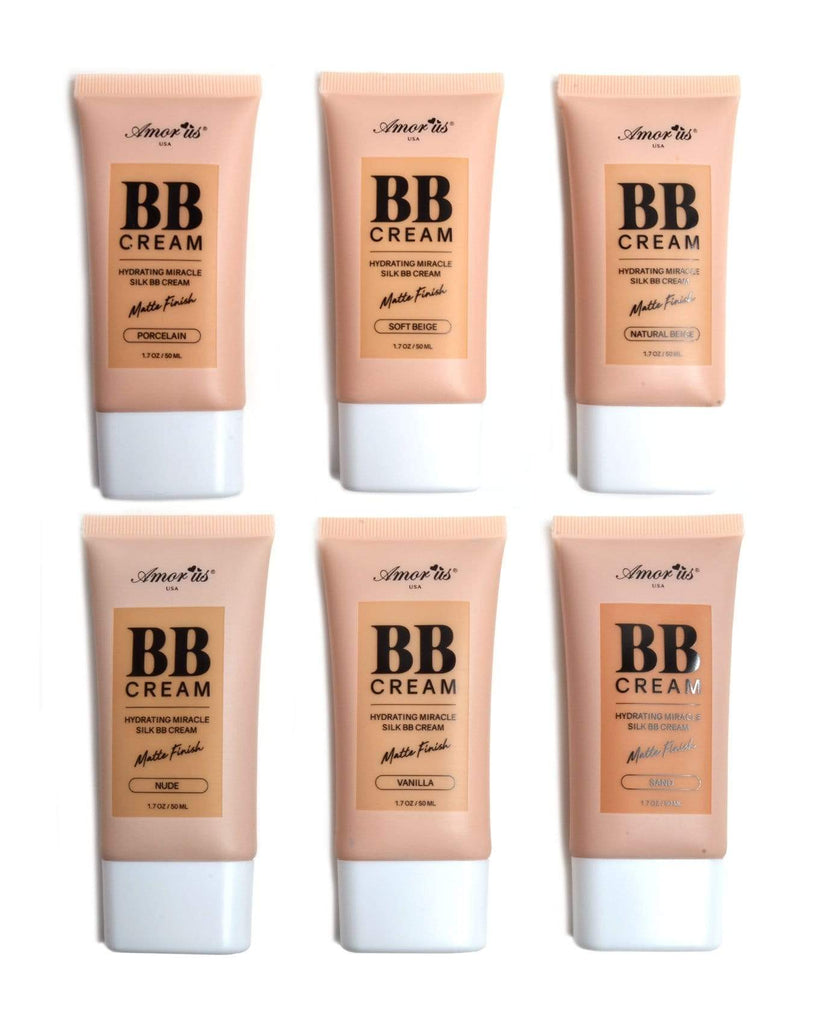 Amor Us  Hydrating Miracle BB Cream