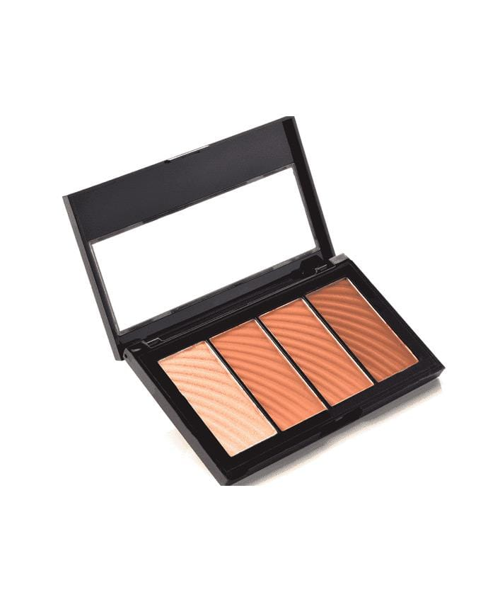 Amuse Professional Sun Bronze Color & Highlight Kit, COSMETIC