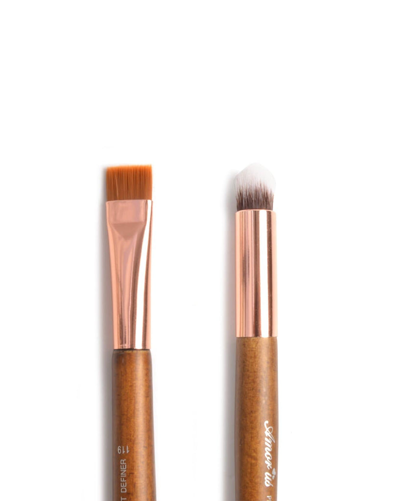 Amor Us Duo Crease Blending & Definer Brush - #119