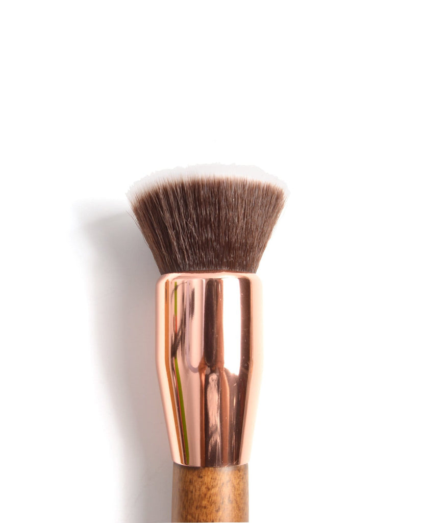 Amor Us Flat Buffing Foundation Brush - #128