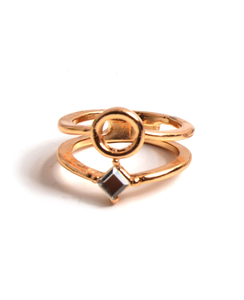 Geometric Figures Ring