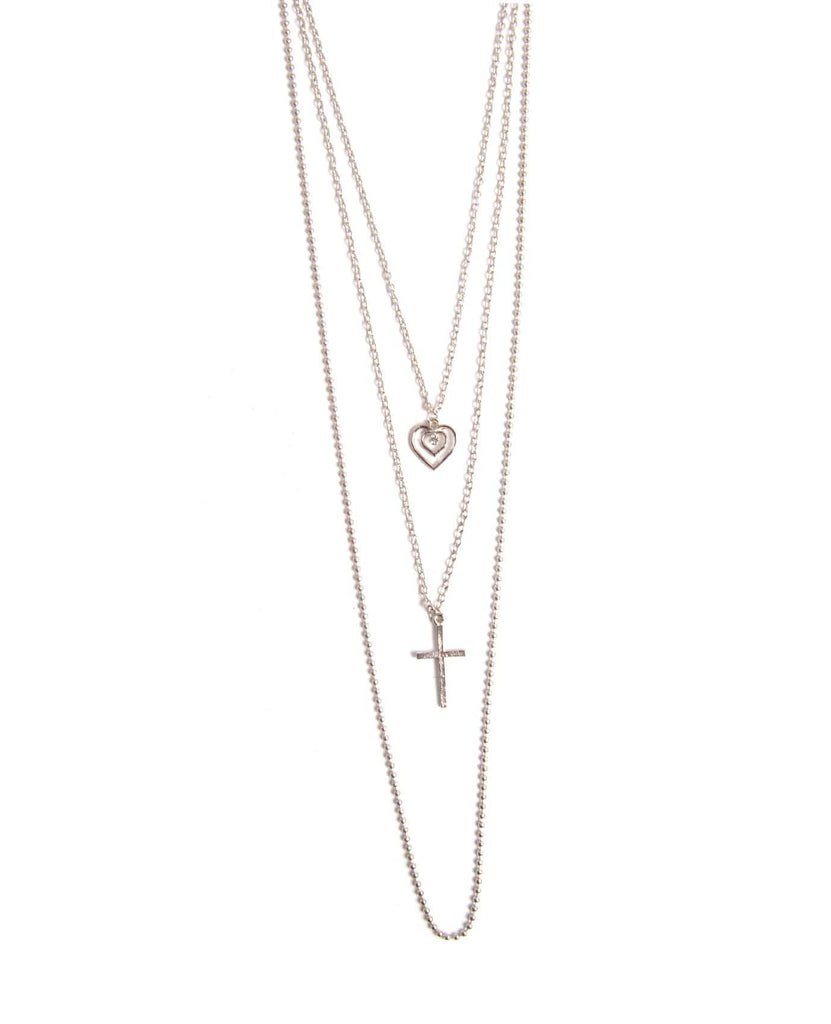 Unstoppable Love Necklace