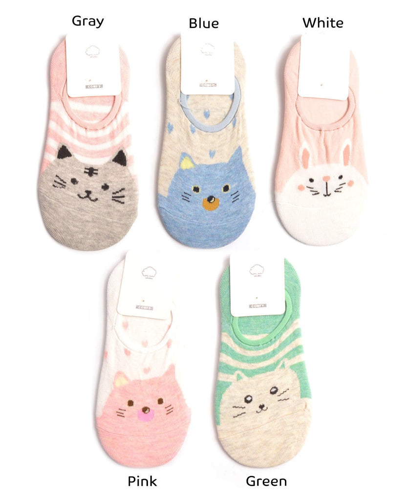 Chubby Animals Socks