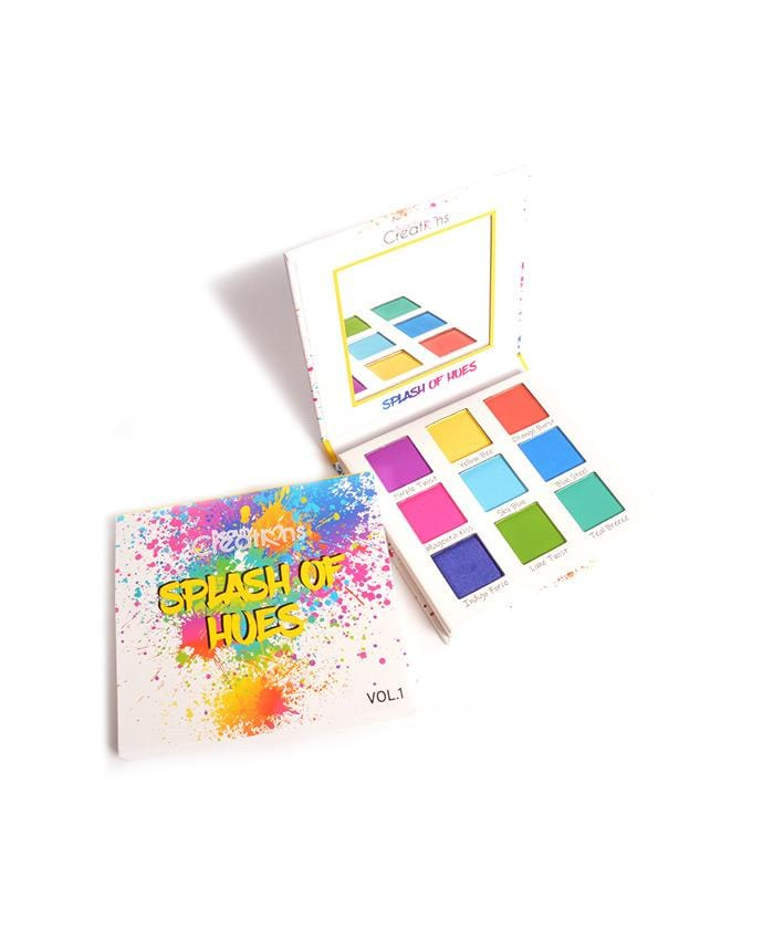 Beauty Creations Splash Of Hues Vol., COSMETIC