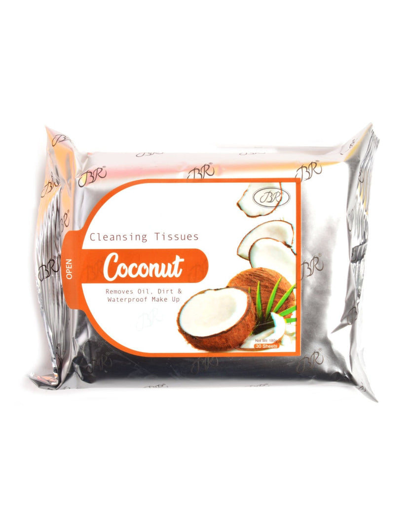 Br Makeup Remover Cleansing Towelettes - Coconut