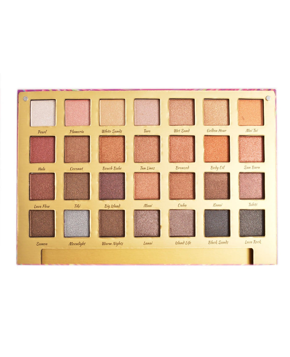 Malibu Glitz Live in Color Eyeshadow Palette
