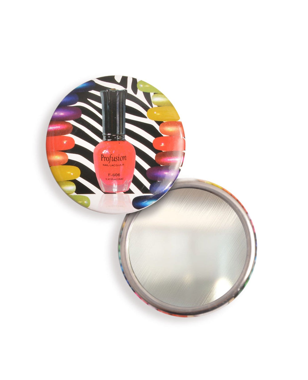 Colorful Makeup Pocket Mirror