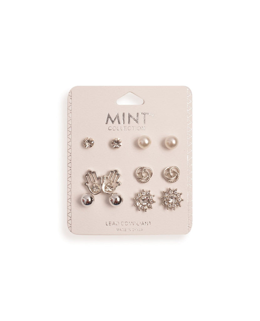 In Our Hands Earring Set