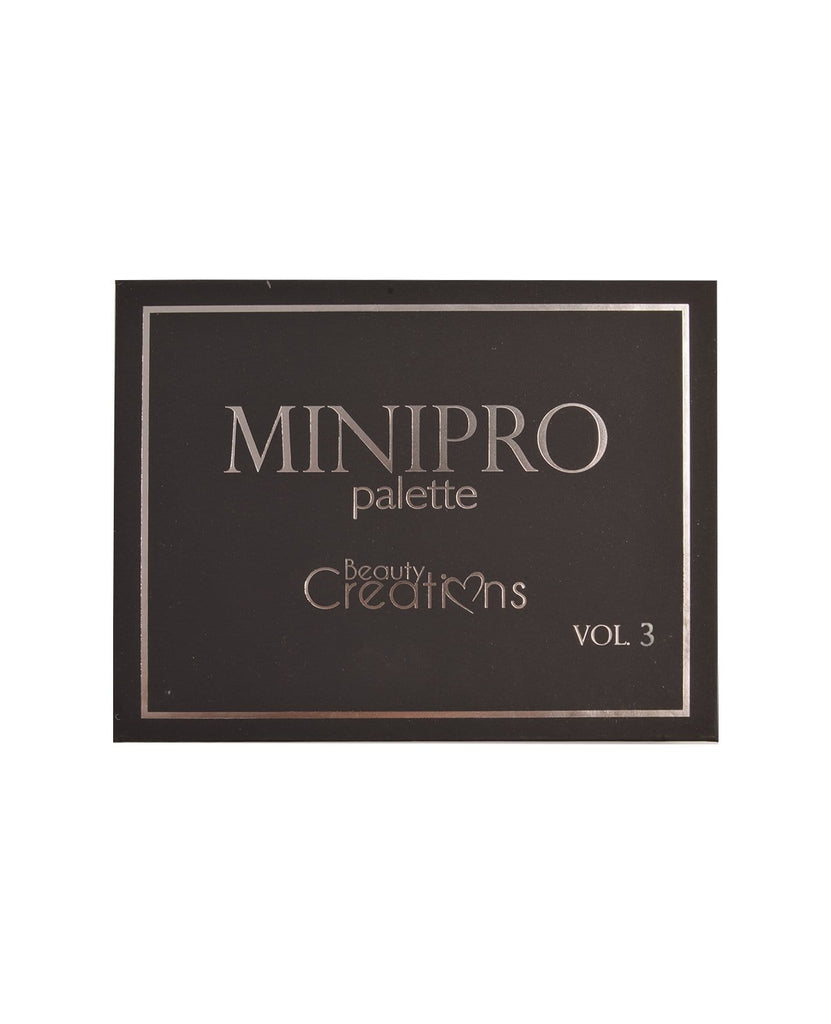 Beauty Creations Minipro Palette Vol. 3