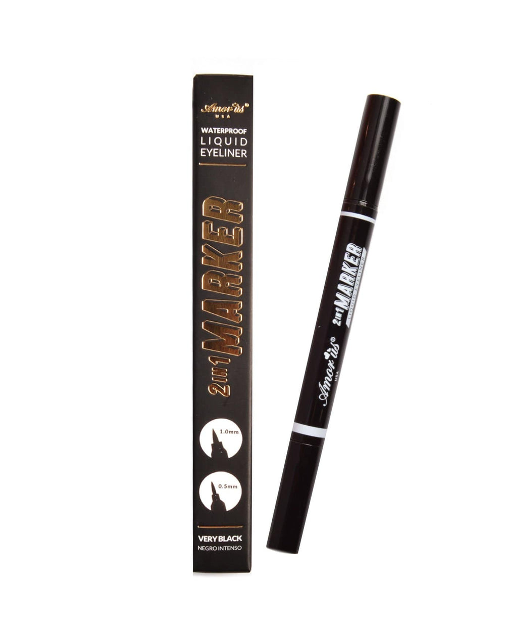 Amor Us Waterproof Liquid Eyeliner