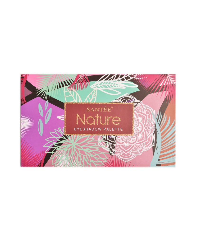 Santee Nature Eyeshadow Palette