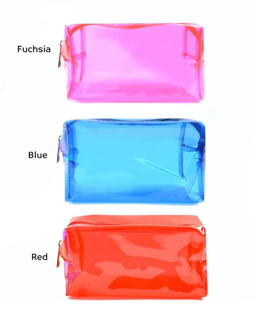Fashion Clear Cosmetic Bag