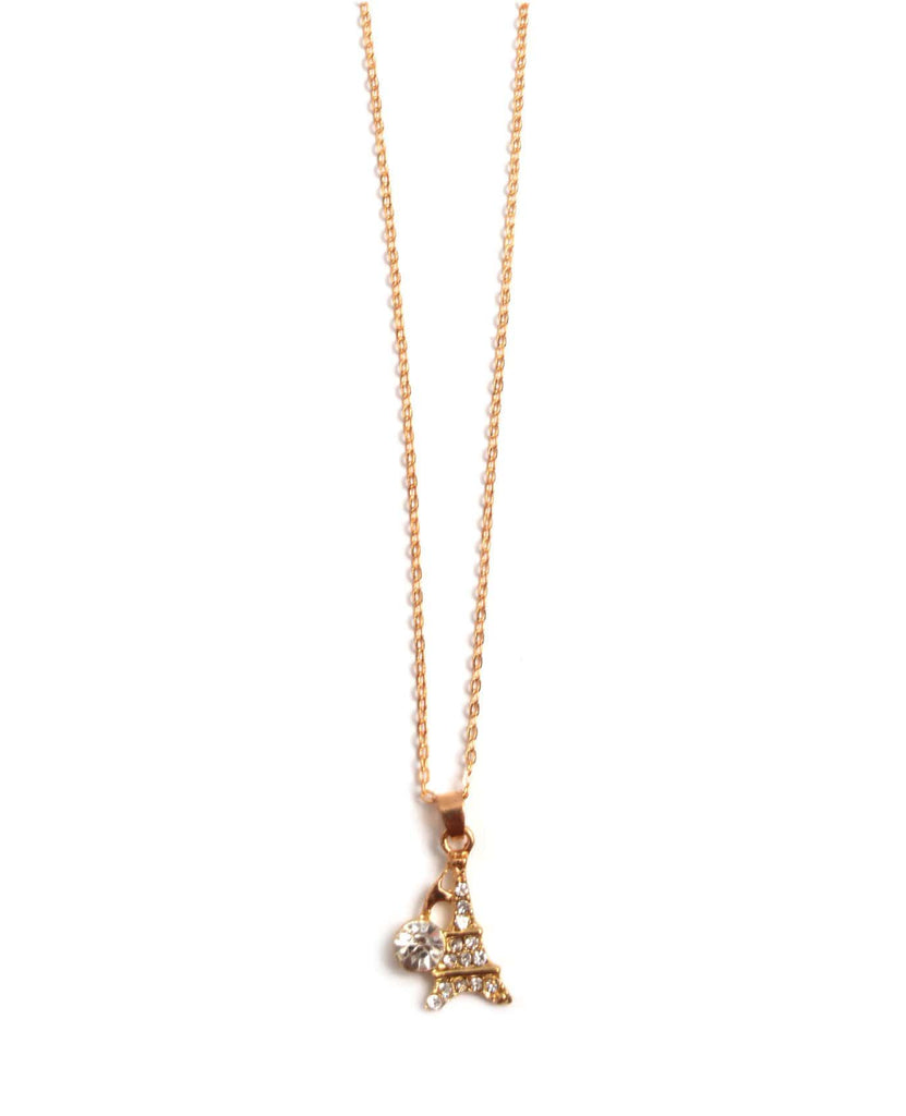 From Paris with Love Necklace