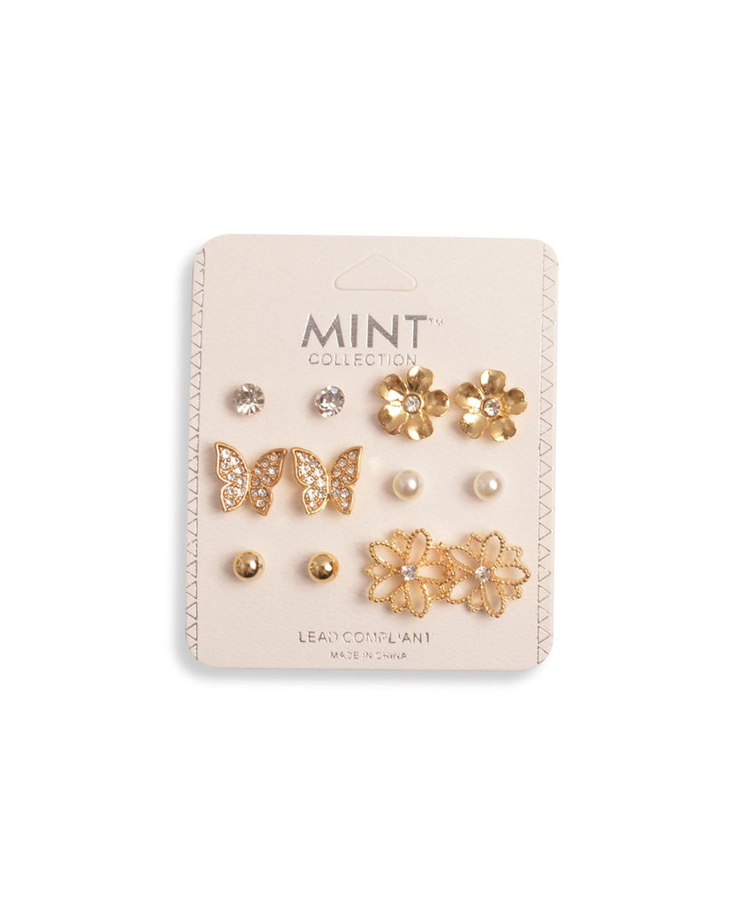 I Want This Butterfly Earrings Set