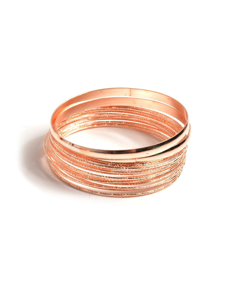 20 Rings Bangle Set