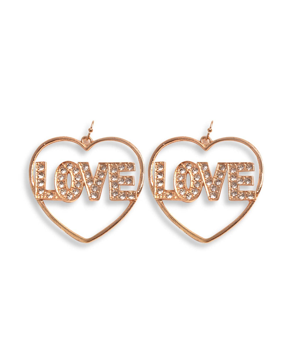 Oh My Love Earrings