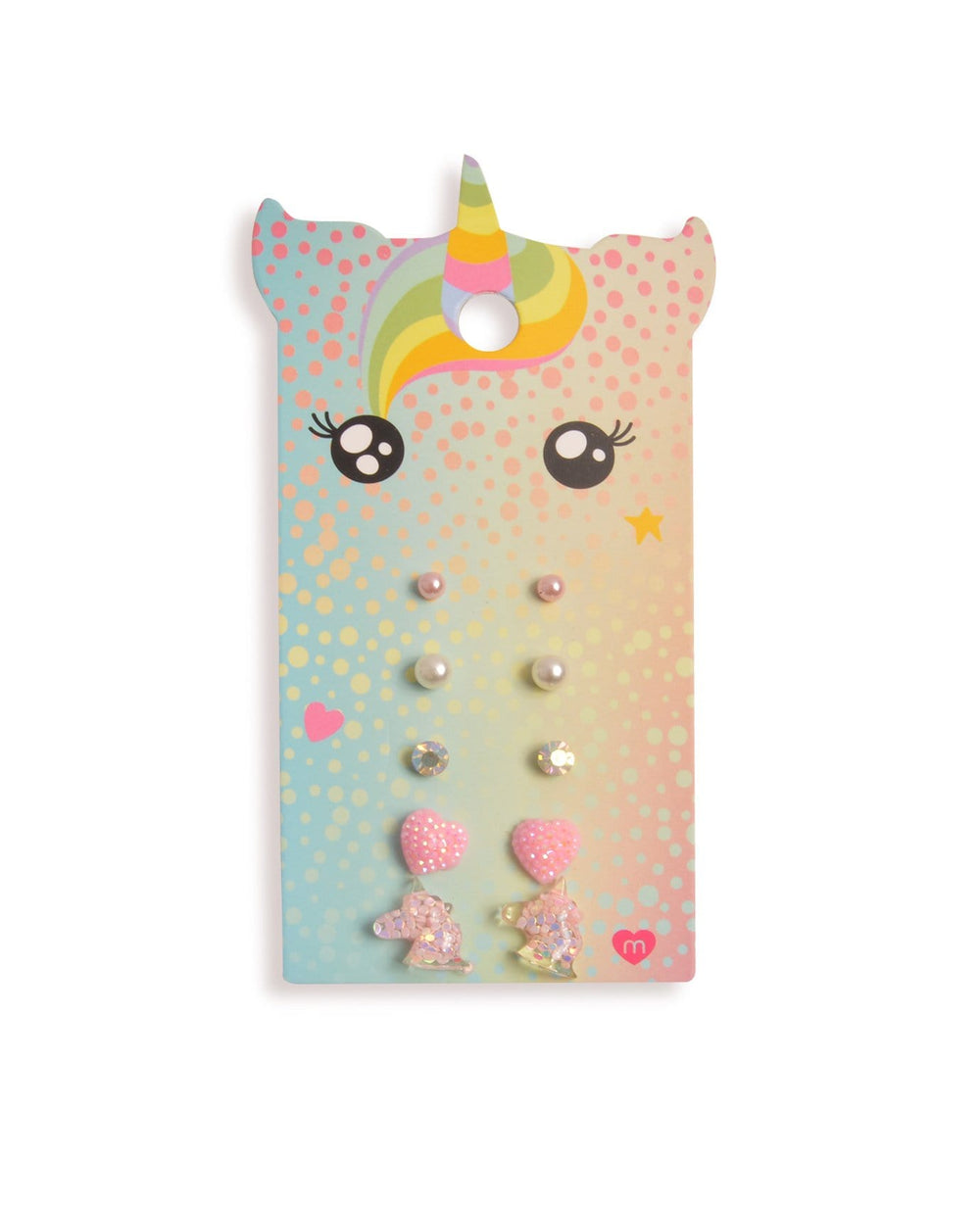 Lovely Unicorn Earring Set