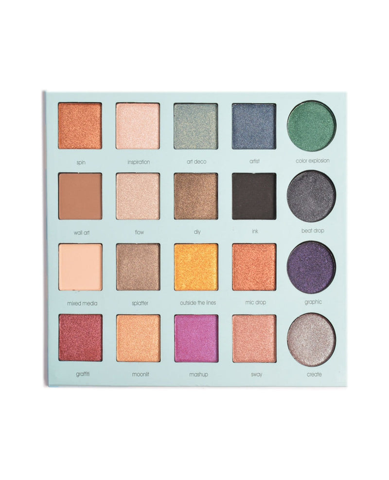 Okalan Purer Amazonian Clay Palette, COSMETIC