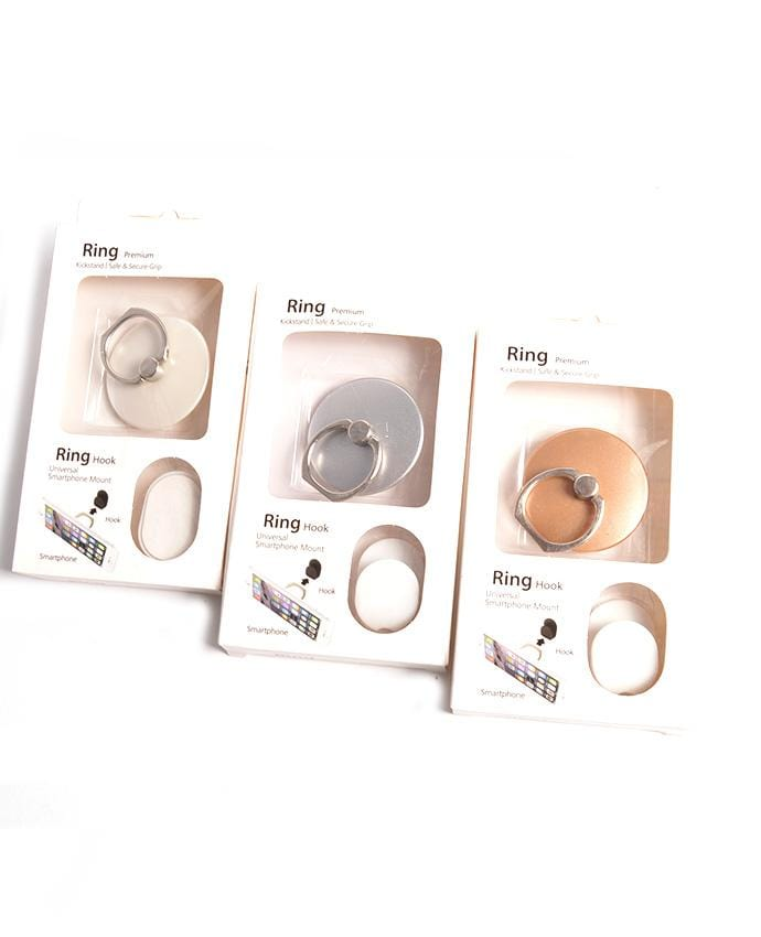 Full Circle Cell Phone Ring Stent- 3 Styles