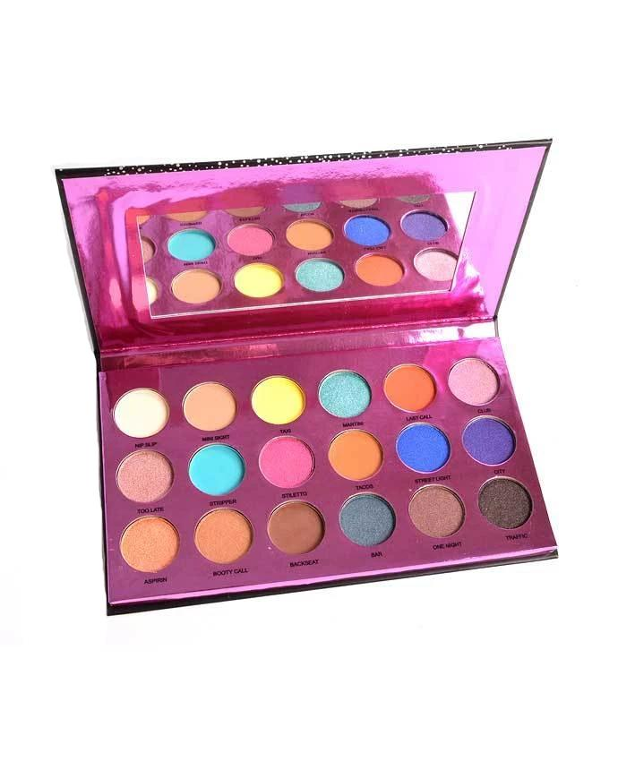 Prolux Night Life Palette, COSMETIC
