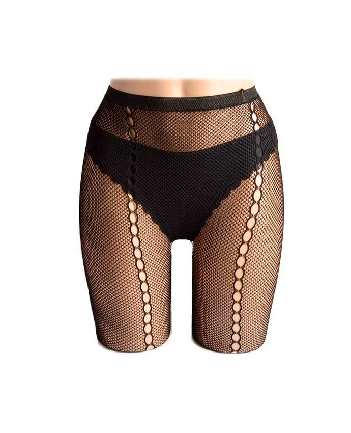 Fen Bao Fishnet Fashion Tights, EVES