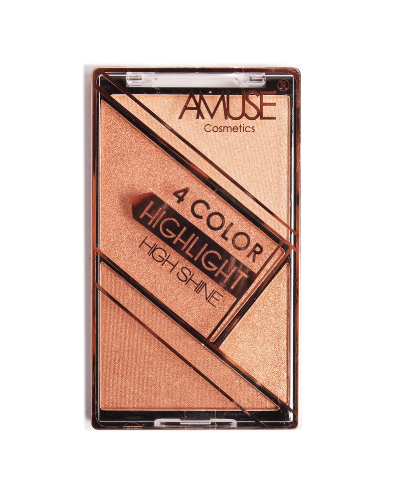 Amuse 4 Color Highlight High Shine