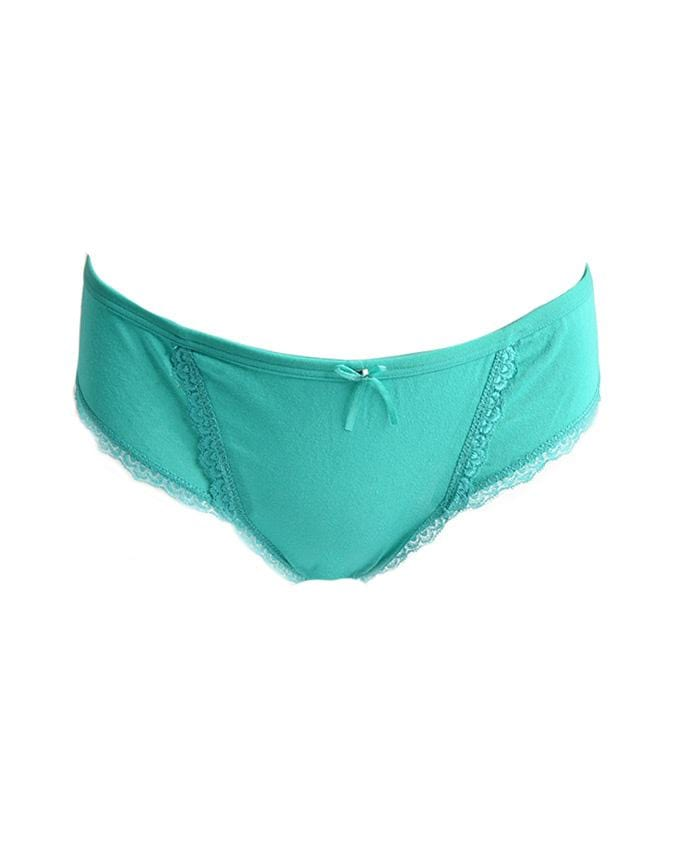 Vision Intimates Lacey Hipster Panty