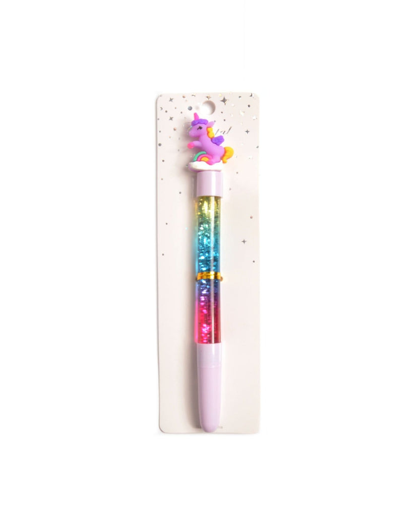 Baby Unicorn Glitter Pen